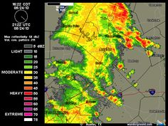 2013-05-24  4-22pm Austin-San Antonio Radar | Weather Underground. Hopefully the lakes are getting a lot of rain.