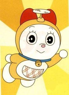 """Doraemon"", a Cat Robot Does Not Have Ears?"