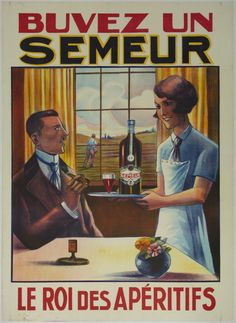 Buvez un Semeur (You serving me a drink, while I smoke inside and someone ELSE mows the lawn...yeah feakin right)