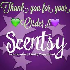 There's still time to place your Scentsy order and help me meet my sales goal! What do you need? Bars, bulbs, body spray, dryer disks? How can I help you? Contact me with your order or go directly to my website and join any of the Open Party before checkout! Thanks!! https://LaurenKety.Scentsy.us