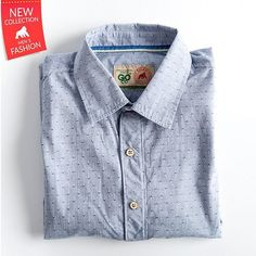 Versátil y con actitud, así te verás con #GoCo camisas y polos al mejor estilo. #BeGoCo Somos #LaMarcaDelGorila Ordena las tuyas en www.gococlothing.com