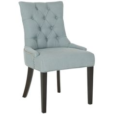 Safavieh Peyton Side Chair (Set of 2) & Reviews | Wayfair