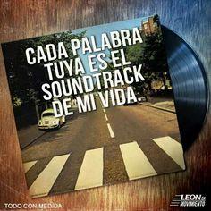 El soundtrack de mi.vida