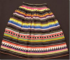 seminole patchwork clothing - Google Search