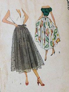 1940s skirt pattern