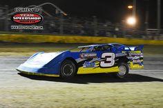 Brett Swedberg at the Legendary 100 Late Model Racing, Cedar Lake, Dirt Track, Nascar, Race Cars, Drag Race Cars