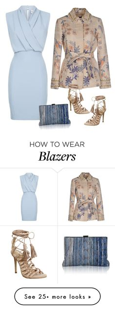 """Untitled #589"" by clothes-wise on Polyvore featuring Reiss, Tory Burch, Inge…"