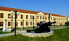 War Museum Thessaloniki, Greece, Museum, War, Mansions, History, House Styles, Home Decor, Greece Country