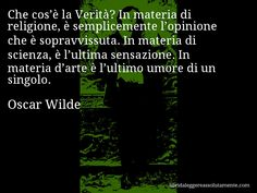 Cartolina con aforisma di Oscar Wilde (143)