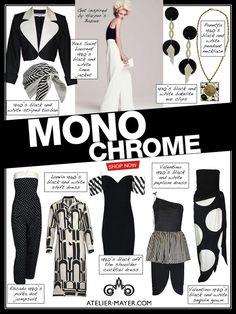 Mono Chrome