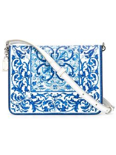 Shop Dolce & Gabbana 'Majolica' print cross body bag in Birba's from the world's best independent boutiques at farfetch.com. Shop 300 boutiques at one address.