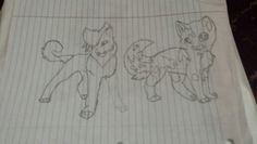 From my drawjng binder: Should I color these two ? What do u rate this? By : Emerald Star