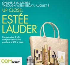Promotional Tote Bag by Estée Lauder
