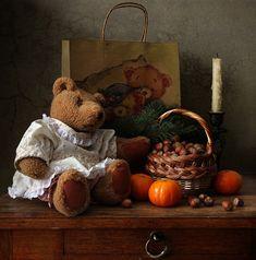 #still #life #photography • photo: ~ Подарки к Рождеству ~ | photographer: Елена Татульян | WWW.PHOTODOM.COM