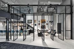 Lebel & Bouliane and Mazen Studio Design Bensimon Byrne's Toronto Office