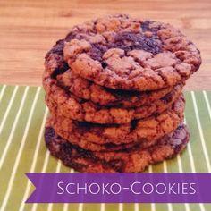 Die Kunst, den Alltag zu feiern...: schnelle Cookies {wenn mal zu viel Zartbitterschokolade im Haus ist}