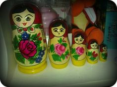 Matryoshka Doll by wrongdecade, via Flickr