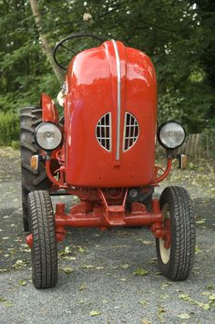 Porsche Tractor Junior AP108
