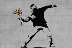 BANKSY – War, Capitalism