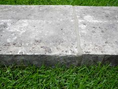 18th c. Stone Coping