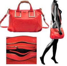 Chloe Ethel Bag and Tote Bag
