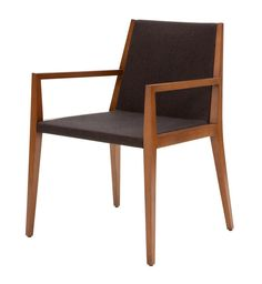 31 best Modern Wood Chairs images on Pinterest | Wood chairs, Wooden ...
