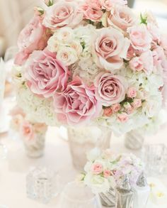 wedding centerpiece idea; photo: Nadia Hung Photography