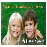 This site has many great tips for helping with speech problems