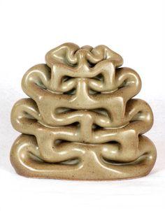 Sarrazin Art - Contemporary Art in Paris: Gustavo Pérez: Exhibition of Ceramics