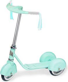 Aqua Retro Scooter – Over the Moon Children