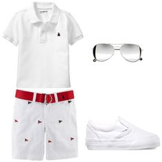 Baby Boy Fashion, created by jazminmarie on Polyvore