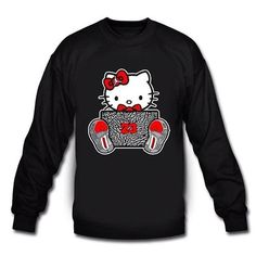 Hello Kitty Jordans