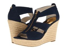 Go to new heights in MICHAEL Michael Kors fab Damita Wedge