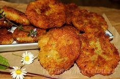 Vegetariánské karbanátky si oblíbí i zapřísáhlí milovníci masa. Příprava je tak jednoduchá, že by ji zvládly i děti. Z pár surovin vykouzlíte výborné jídlo. Veg Recipes, Potato Recipes, Food 52, Tandoori Chicken, Cauliflower, French Toast, Food And Drink, Potatoes, Vegetarian