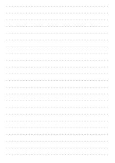 Dotted Lined Paper Printables mm line height Grid Paper Printable, Small Star Tattoos, Ruled Paper, Dotted Line, Box Templates, Banner Template, Paper Houses, Writing Paper, Origami Paper