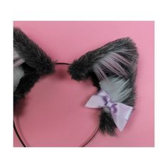 Removable Bows (For Ears!)