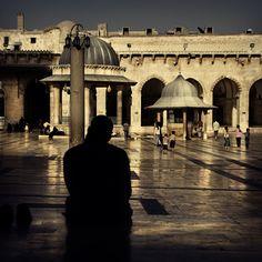 Umayyad Mosque Aleppo