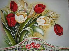 Pintura em Tecido. Disney Drawings, Art Drawings, Fabric Paint Designs, Detailed Paintings, Stained Glass Patterns, Fabric Painting, Art Decor, Decoupage, Diy And Crafts