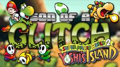 Super Mario World 2: Yoshi's Island Glitches (SNES) - Son Of A Glitch - ...