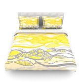 Found it at AllModern - Kalahari by Gill Eggleston Light Duvet Cover