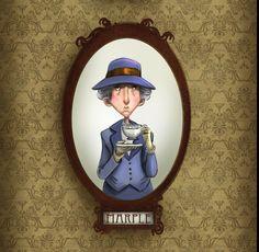 Miss Marple , Patrick Ballesteros.