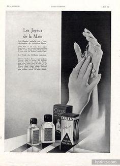 Cutex 1932 Nail Polish
