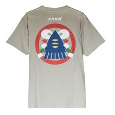 Splatoon Fest T-shirt Default Silver Gray XL Size
