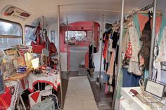 vintage trailers imagaes   Fashion Trucks: Lodekka, Wanderlust and Showvroom Give Business a New ...