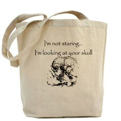 Anthropological bag #Skull #anthropology #anthropometry