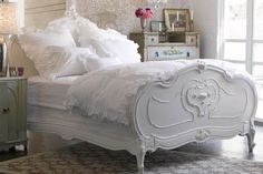 Not to Shabby Chic | Shabby Chic Bed Furniture Design Image 115 Shabby Chic Bedroom ...