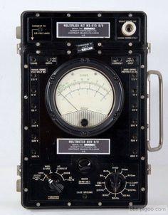 指針電錶歐姆檔之探討 - 電子儀表及工具討論 痞酷網_PIGOO