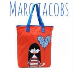 """Spotted while shopping on Poshmark: """"Marc Jacobs Tote""""! #poshmark #fashion #shopping #style #Marc by Marc Jacobs #Handbags"""