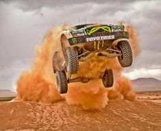 BJ Baldwin Trophy Truck | MUCH WORTH TO WATCH: This is B.J. Baldwin, trophy truck pilot and ...