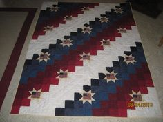 red white and blue quilts round 2 | Studio B